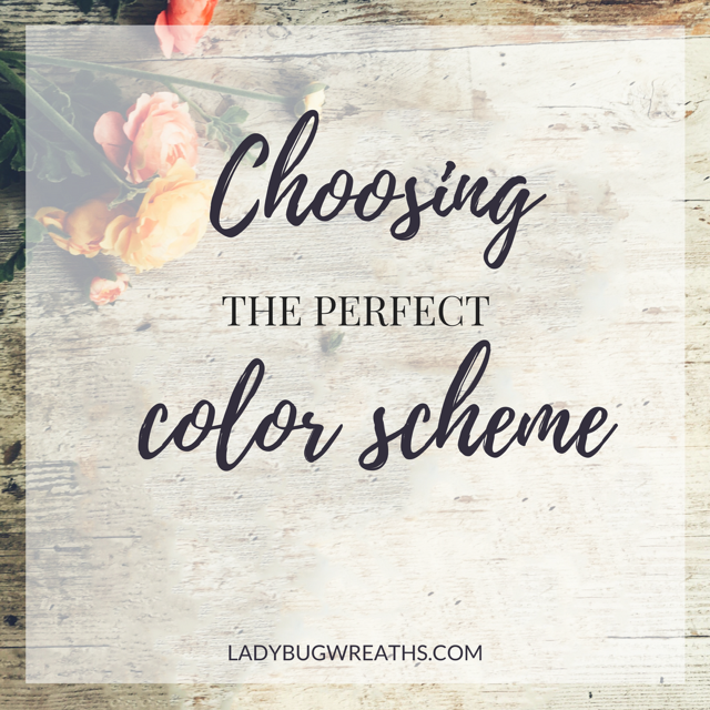 How to Pick the Perfect Color Scheme