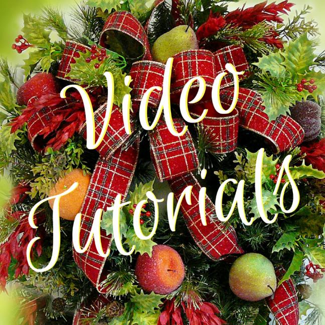Ladybug Wreaths By Nancy Alexander