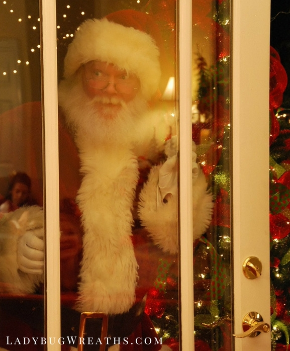 santa-at-the-door