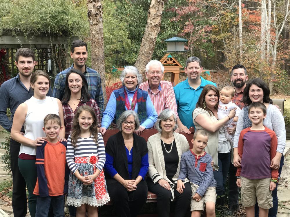 Thanksgiving Nancys family