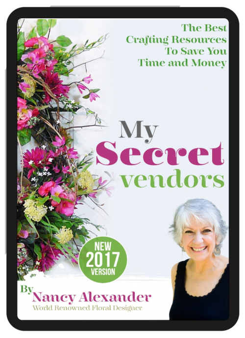 My Secret Vendor Ipad